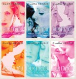 Clara Kensie RUN TO YOU 1 - 6 Covers