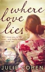 Where Love Lies book cover