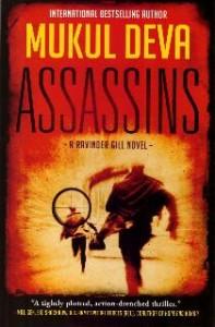 Assassins book cover