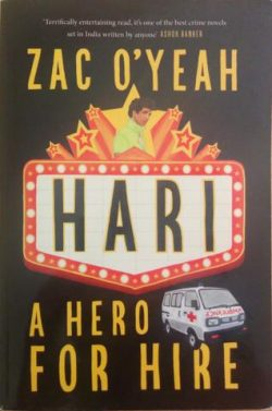 Hari A Hero for Hire
